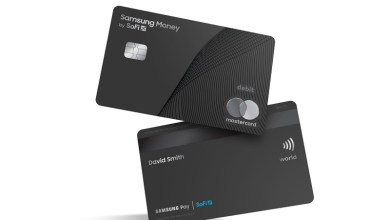 Photo of Samsung has partnered with SoFi to launch its first Samsung Pay debit card