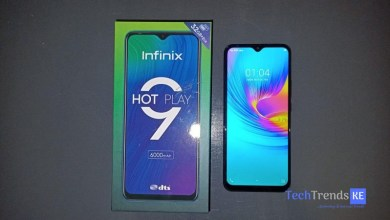 Infinix HOT 9 Play Specifications