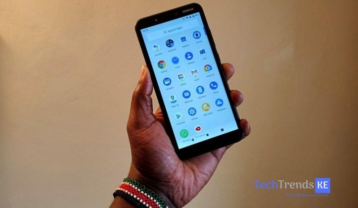 Nokia C2 Review
