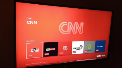 Live news channels on ShowMax