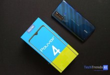 Photo of TECNO Pouvoir 4 Unboxing