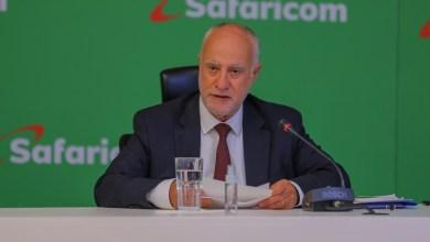 Photo of Michael Joseph appointed new Safaricom board chairman