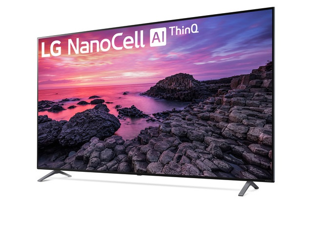 2020 LG NanoCell TV ThinQ