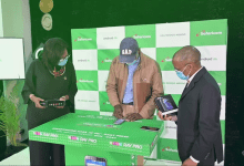 Safaricom Lipa Mdogo Mdogo Launch Smartphone Financing Plan event