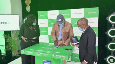 Safaricom Lipa Mdogo Mdogo Launch Smartphone Financing Plan event