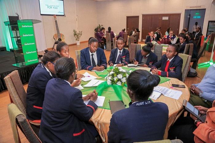 Safaricom Partners with UNESCO and Eneza Education For Digital Mentorship Programme