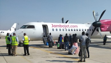Photo of Jambojet customers to pay for flight tickets using Bonga Points