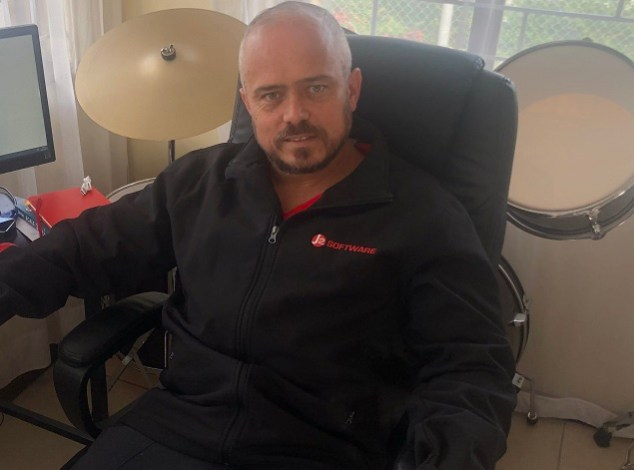 J2 Software CEO John Mc Loughlin