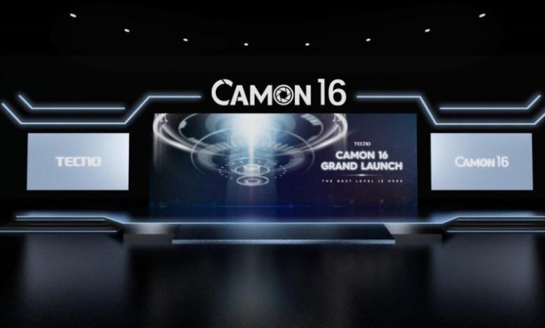 TECNO Camon 16 launching soon in Kenya
