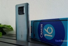 Photo of Unboxing The TECNO Camon 16 Premier