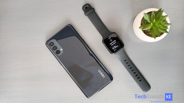 OPPO Reno 4 + OPPO Watch