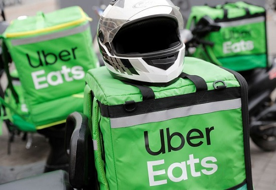 Uber eats South Africa