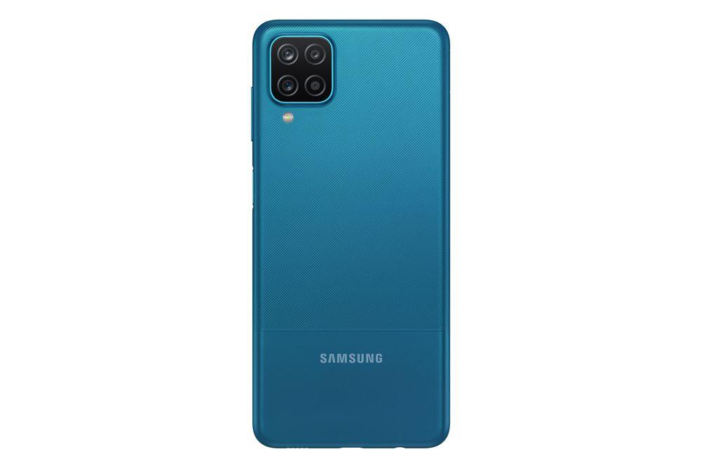 Samsung Galaxy A12 rear
