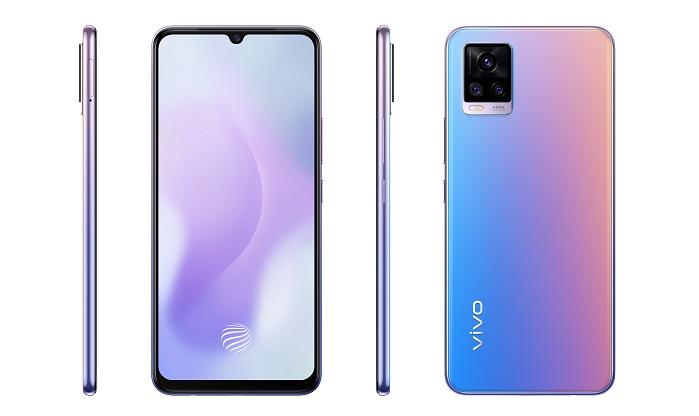 Vivo V20 Kenya launch