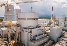 Leningrad nuclear power plants