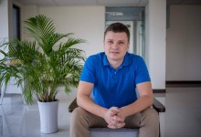 Ted Martynov, the CEO of CARMA