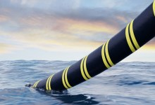 Alcatel Submarine Networks Africa-1 subsea cable