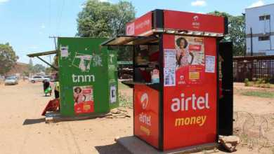 Airtel Money Kiosk