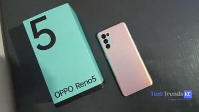 OPPO Reno5 Unboxing