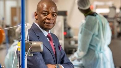 Zimbabwean entrepreneur Adam Molai, founder Jua Fund