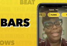 Facebook 's New App Lets Users Rap to Premade Beats