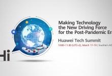 Huawei Tech Summit 2021