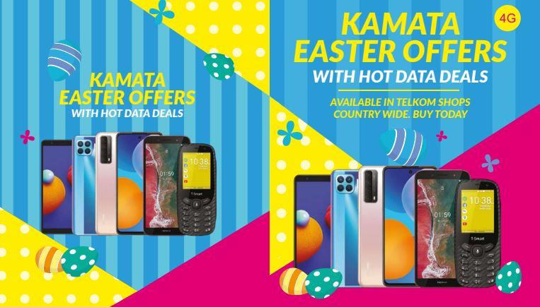 Telkom Kenya Easter promotion