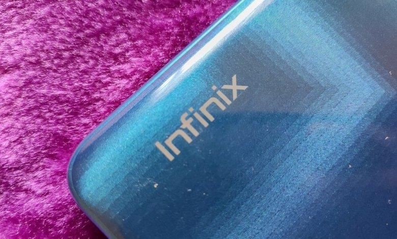 Infinix HOT 10 Play back