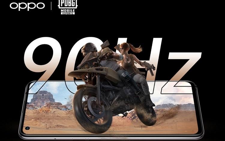 OPPO Reno5 named PUBG MOBILE Esports smartphone partner in MEA