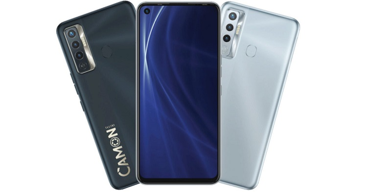 TECNO Camon 17 Series Officially Launched in Kenya