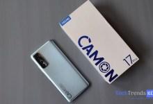 Unboxing The TECNO Camon 17 Pro