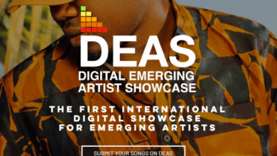 DEAS is a unique artists talent discovery vehicle from Hitlab