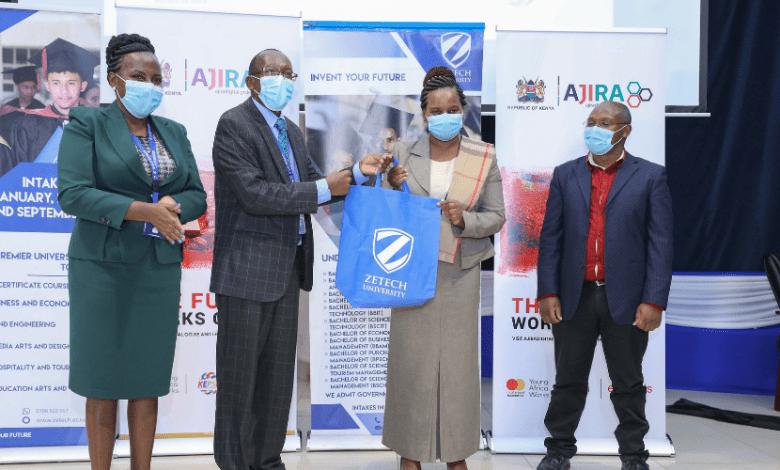 AJIRA Digital Program to Kenyan Universities and TVETs