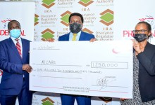 Three local InsurTech receive Ksh 1.25 million each from IRA, Prudential innovation hub
