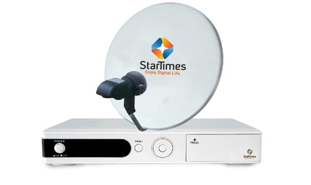 StarTimes Dish TV