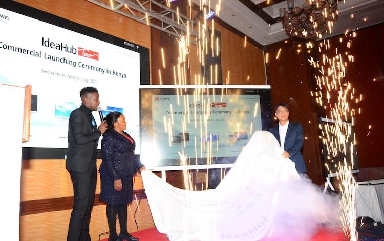 Huawei Kenya Ideahub Launch