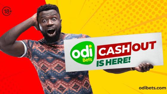 Odibets Cash-Out Feature