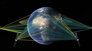 O3b mPOWER satellites