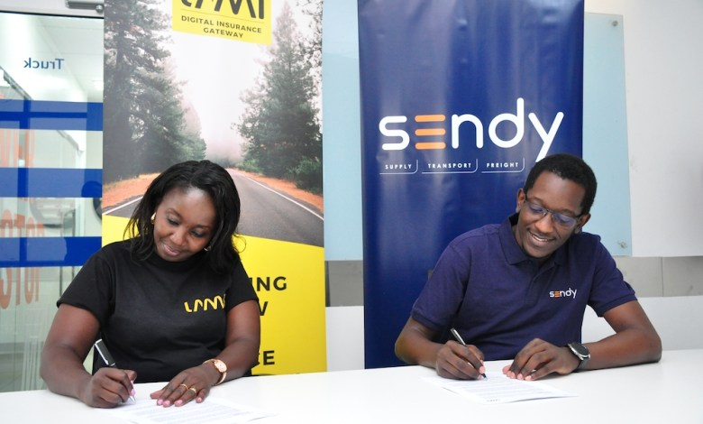 Lami Technologies and Sendy launch per-trip insurance policies for transporters in Kenya