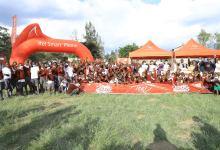 Itel donates desks, kids pads to Mama Ngina Primary School,Nakuru