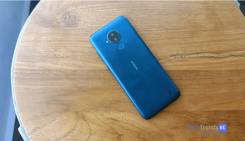 Nokia C3O Review in Kenya