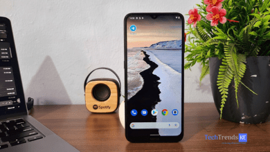 Nokia G10 Review- Display