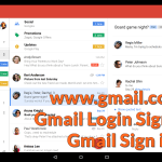 www.gmail.com | Gmail Login Sign Up | Gmail Sign in