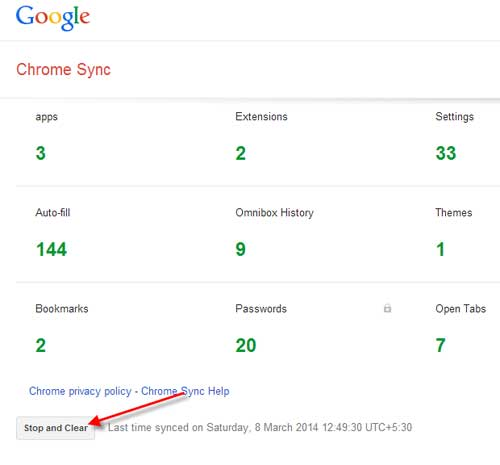 Secure Your Chrome Synced Data by Encrypting Everything or