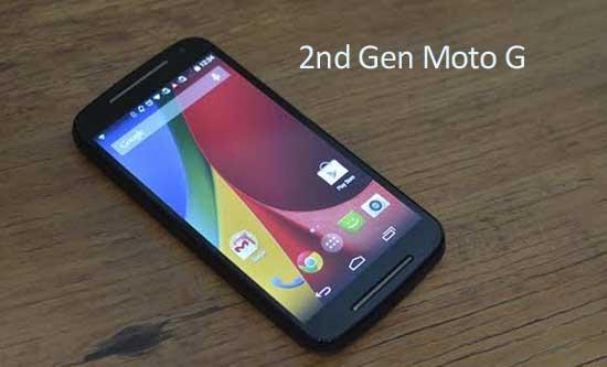 Moto G 2014 com Android 5.1? 2