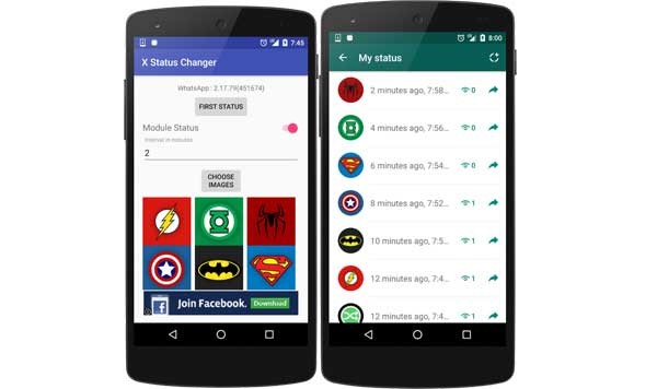 How To Change Your Whatsapp Status Photos Automatically