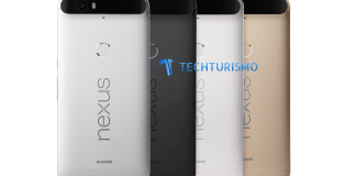 Huaewi Nexus 6P TechTurismo