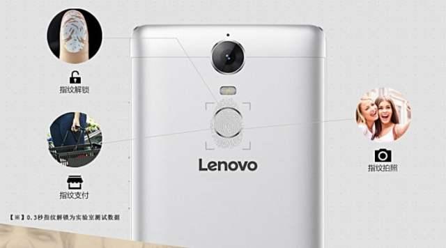 Lenovo K5 Note TechTurismo