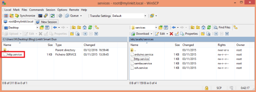 Linkit Smart scp copy Avahi file.png