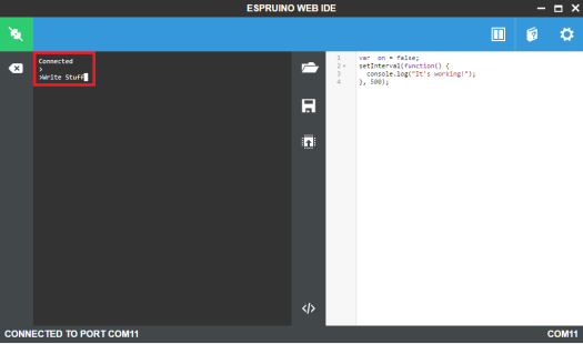 ESP32 Espruino connected to IDE.png